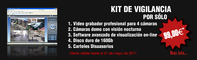 Videovigilancia PRO Video Basic